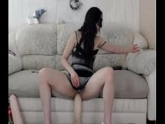 Full sexual video category lesbian (681 sec). Horny Toy in Ass Cam-show.