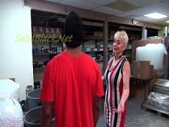 Stars video link category cumshot (621 sec). Seka Meets The New Interracial Stock Man.