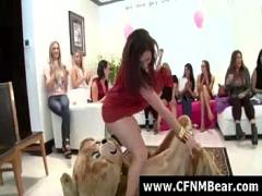 Nice stream video category blowjob (303 sec). Dancing Bear a029.