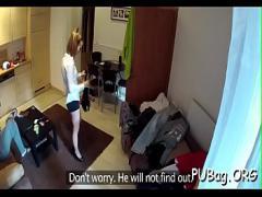 Nice x videos category blowjob (308 sec). Public agent wants for wild lechery.