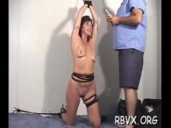 Cool amorous video category bdsm (306 sec). Juicy mature playgirl experiences true hardcore bondage.