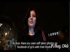 Play video category blowjob (306 sec). Public agent pleases her partner.