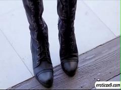 Genial x videos category blowjob (310 sec). Beautiful brunette Riley Reid gets a wicked creampie.