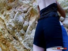 Embed video link category blowjob (1298 sec). Desirable babe gets plowed at the beach.