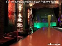 Embed video category teen (288 sec). Amateur stripper fucks and grinds in POV at the club.