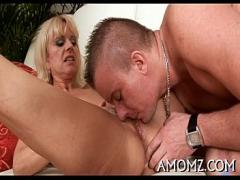 Free video category milf (312 sec). Mamma gets pounded shitless.