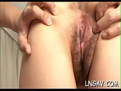 Cool video category asian_woman (309 sec). Playgirl can039_t live without it bent over.