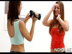 Nice romantic video category teen (322 sec). Petite nubile cowgirl has an astounding casting session.