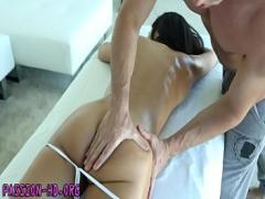 Good stream video category blowjob (480 sec). Massaged babe sucks cock.