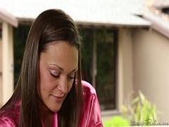 Stars video category blowjob (369 sec). Olivia Wilder does erotic massage! - MassageParlor.
